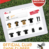 Wasps FC Clubshop Advert - closing date: 2018-10-15