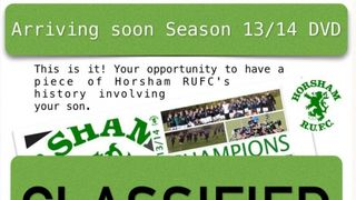 U15 - 2013/14 Season DVD Available NOW!