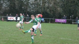 Horsham U16 V Haywards Heath 7 Dec14