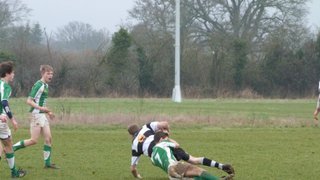 Horsham U16 v Farnham 4Jan15