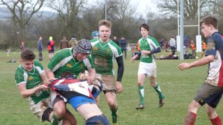 Horsham U16 V Cranleigh 25 Jan 15