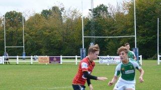 Horsham Colts V Cranleigh 16th Oct 2016