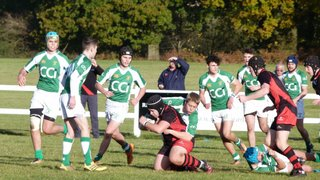 Colts v Jersey - Sun 13 Nov 2016