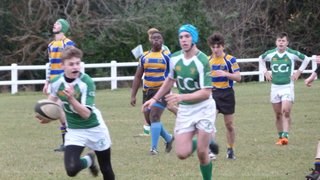 Colts V Old Rutlishians 27th Nov 16