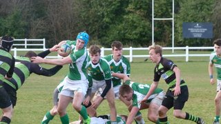 Horsham Colts V Guernsey 5th March 2017