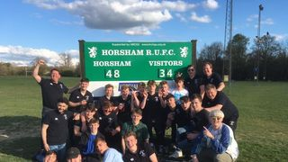 Colts V Chichester 2nd April 2017