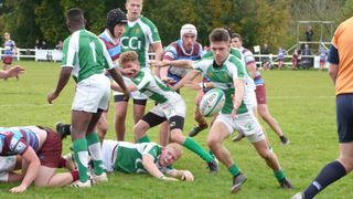 Horsham Colts V Hove 8th Oct 2017