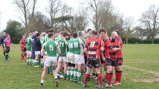 Baa Baas V Haywards Heath 2's Sussex Bowl Final 080418