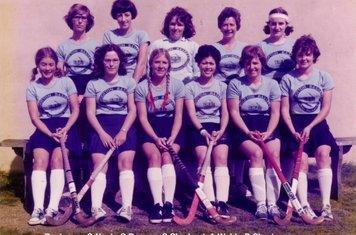 Ladies 1st XI 1978-79