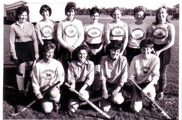 Ladies 1st XI 1984-85