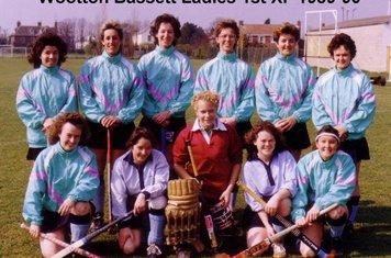 Ladies 1st XI 1989-90