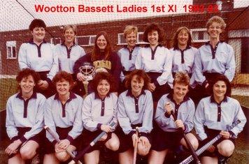 Ladies 1st XI 1992-93