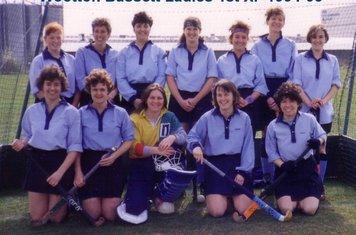Ladies 1st XI 1994-95