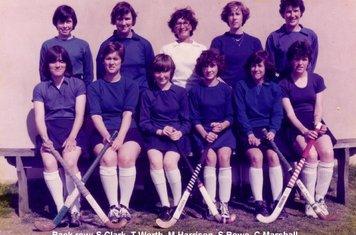 Ladies 2nd XI 1978-79
