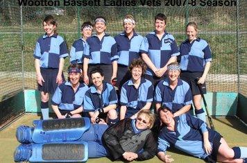 Ladies Vets 2008