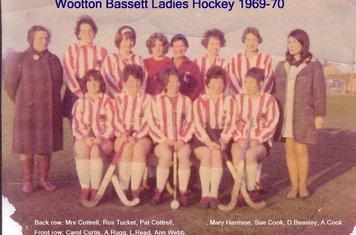 Ladies 1st XI 1969-70