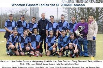 Ladies 1st XI 2005-06
