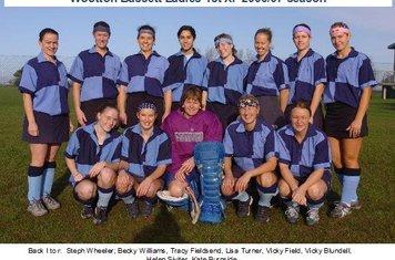 Ladies 1st XI 2006-07