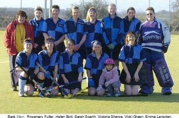 Ladies 2nd XI 2005-06