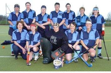 Ladies 2nd XI 2006-07