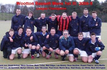 League champions 2005