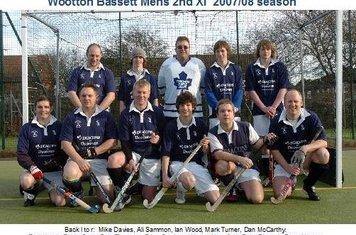 Mens 2nd XI 2007-08