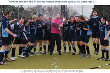 Mens 2nd XI promoted 2010