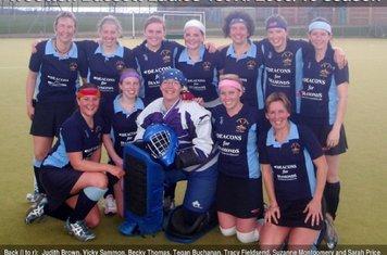 Ladies 1st XI 2009-10