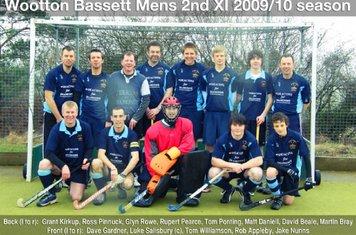 Mens 2nd XI 2009-10