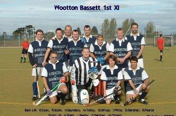 Mens 1st XI 2003-04