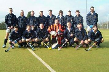 Mens 1st XI 2004-05