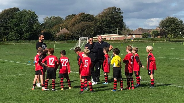 Mid Sussex Youth Football League - U9 League Cup Final