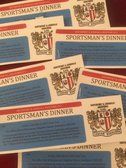 S & A Club Sportsman's Dinner