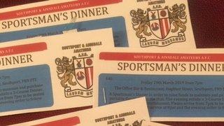 S & A Club Sportsman's Dinner