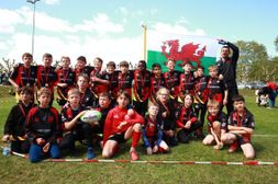 London Welsh U10's Tour : Frankfurt