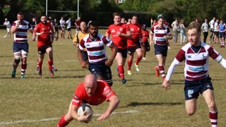 London Welsh Start With A Win!
