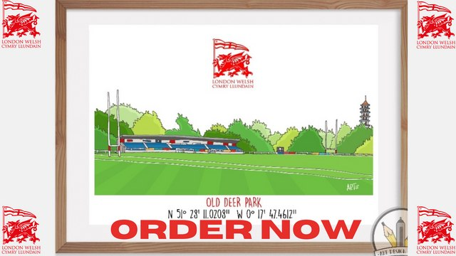 Your Piece of London Welsh