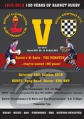 BERFC Centenary Season - Events and celebrations!