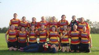 Peterborough ladies v Coaville (15Oct17) - Philip Lindhurst