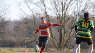 Peterborough Ladies v Mellish (25Feb18) - Philip Lindhurst