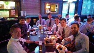 Club Dinner 2015