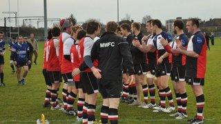MWFC vs Livingston RFC