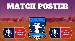 Dunston FC Match Poster