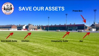 Help Us Retain Our Assets!