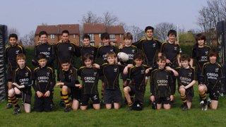 Wasps U14 2011-2012 Season