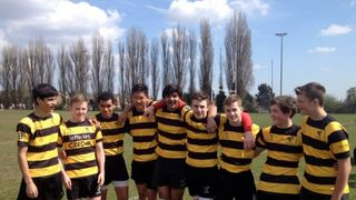 Wasps U16 2013-14 Welcome Letter