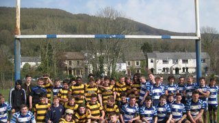 Wasps head up the Valley