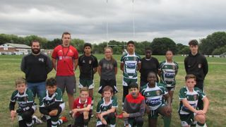 Boys U13+ Training 22nd Sept