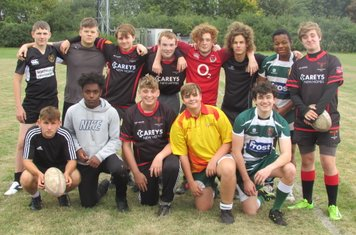 September U16s Slough/ Phoenix