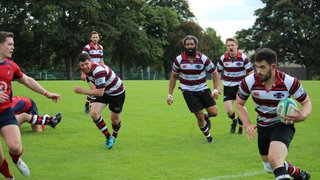 1st XV @ Haddington 20170902